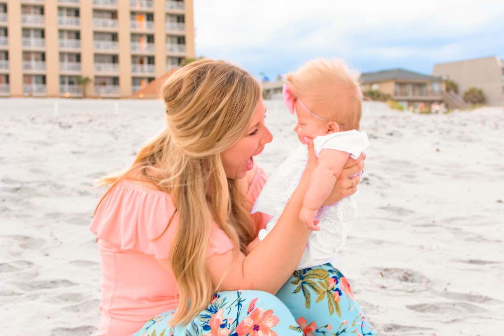 Mother's Day + Tropical Maxi Skirt