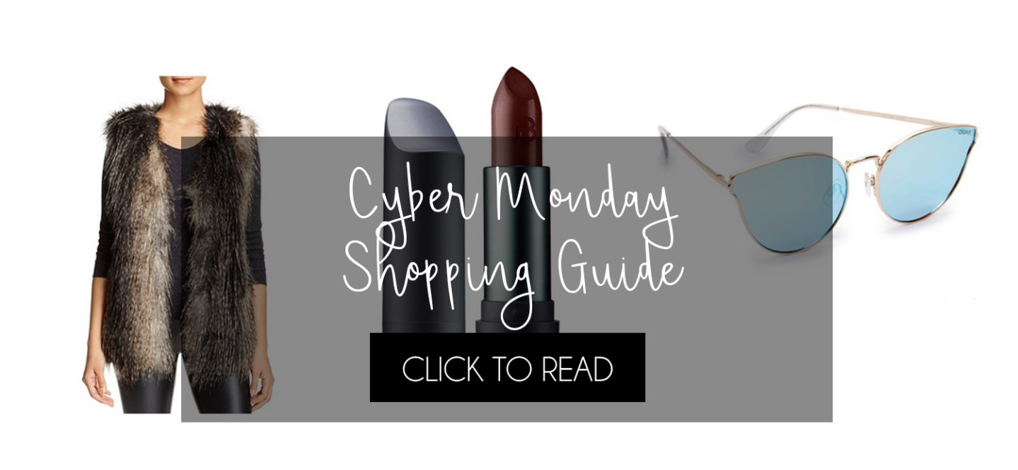 Best of Cyber Monday Deals (Beauty, Fashion, Kids, Home & Electronics)