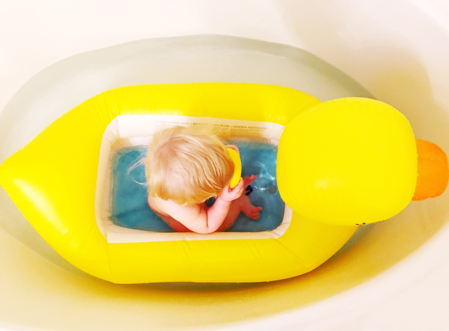 Bath Time Must-Haves for Baby