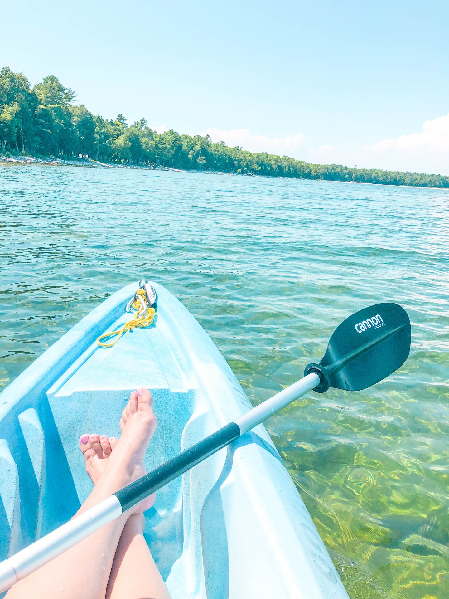 Kayaking in Door County, Tips for First-Time Kayakers + Video!