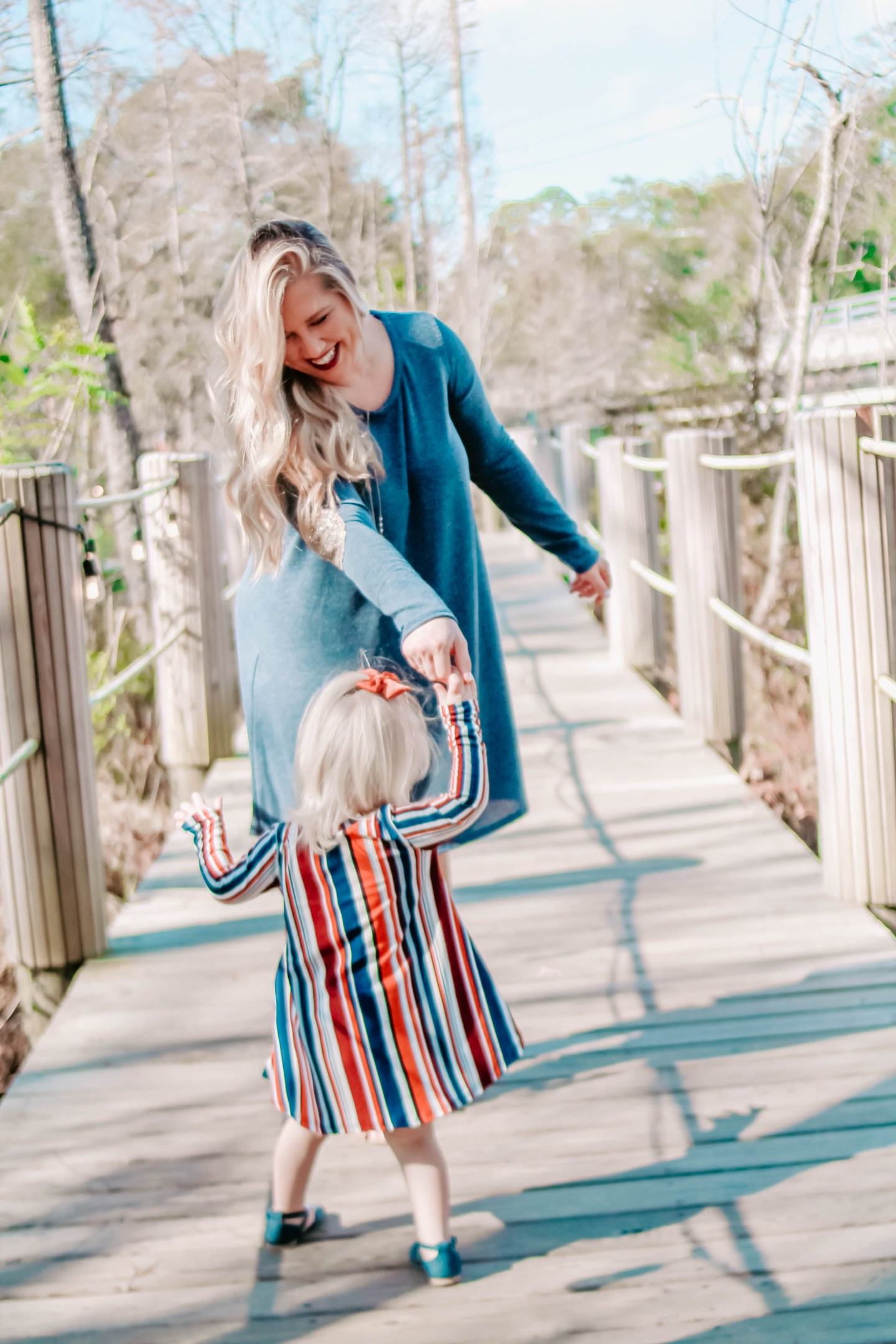Mom + Me Dresses | What We Wore for Daisy's Birthday!