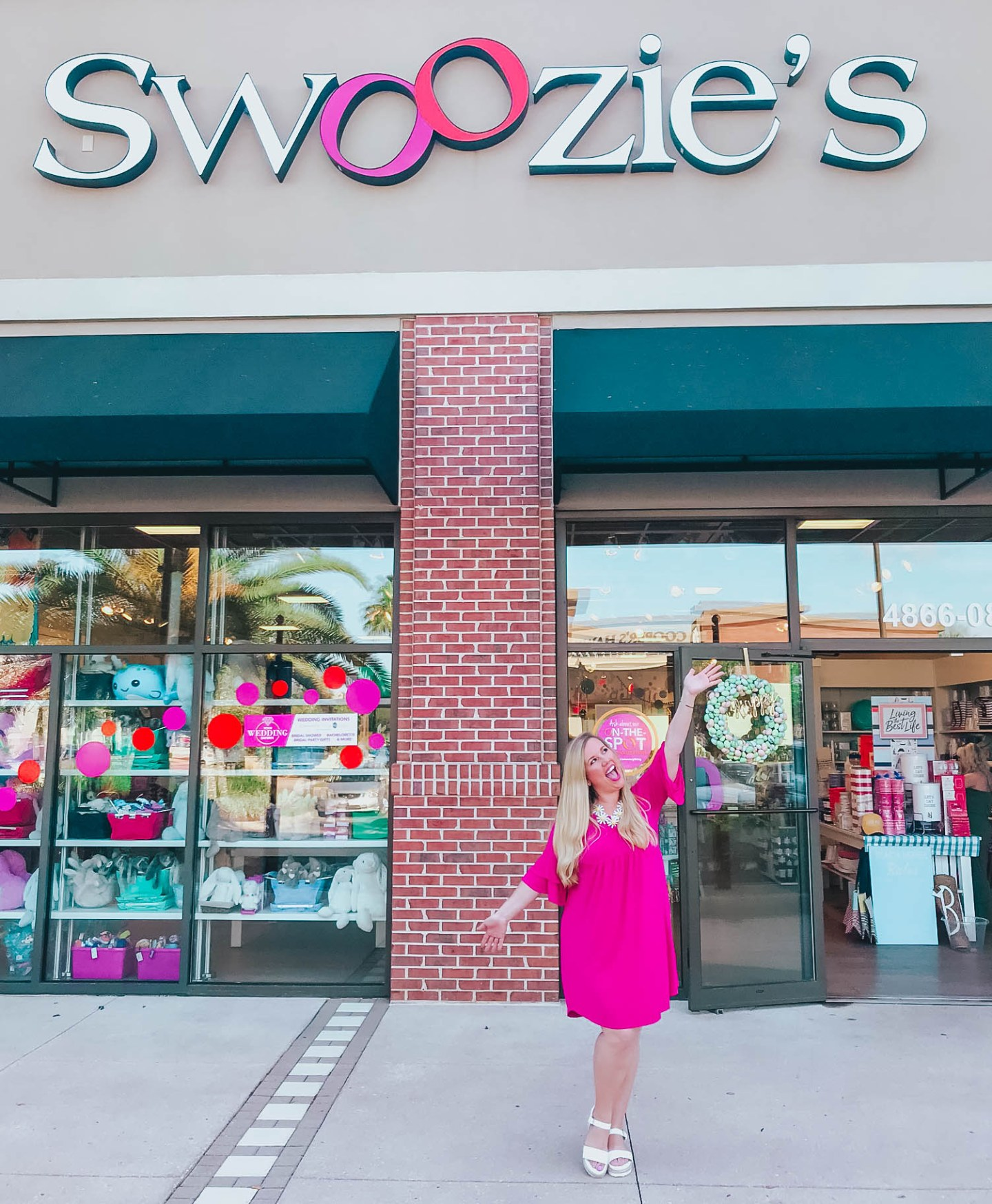 Meet Me at Swoozie's This Friday for a GNO!