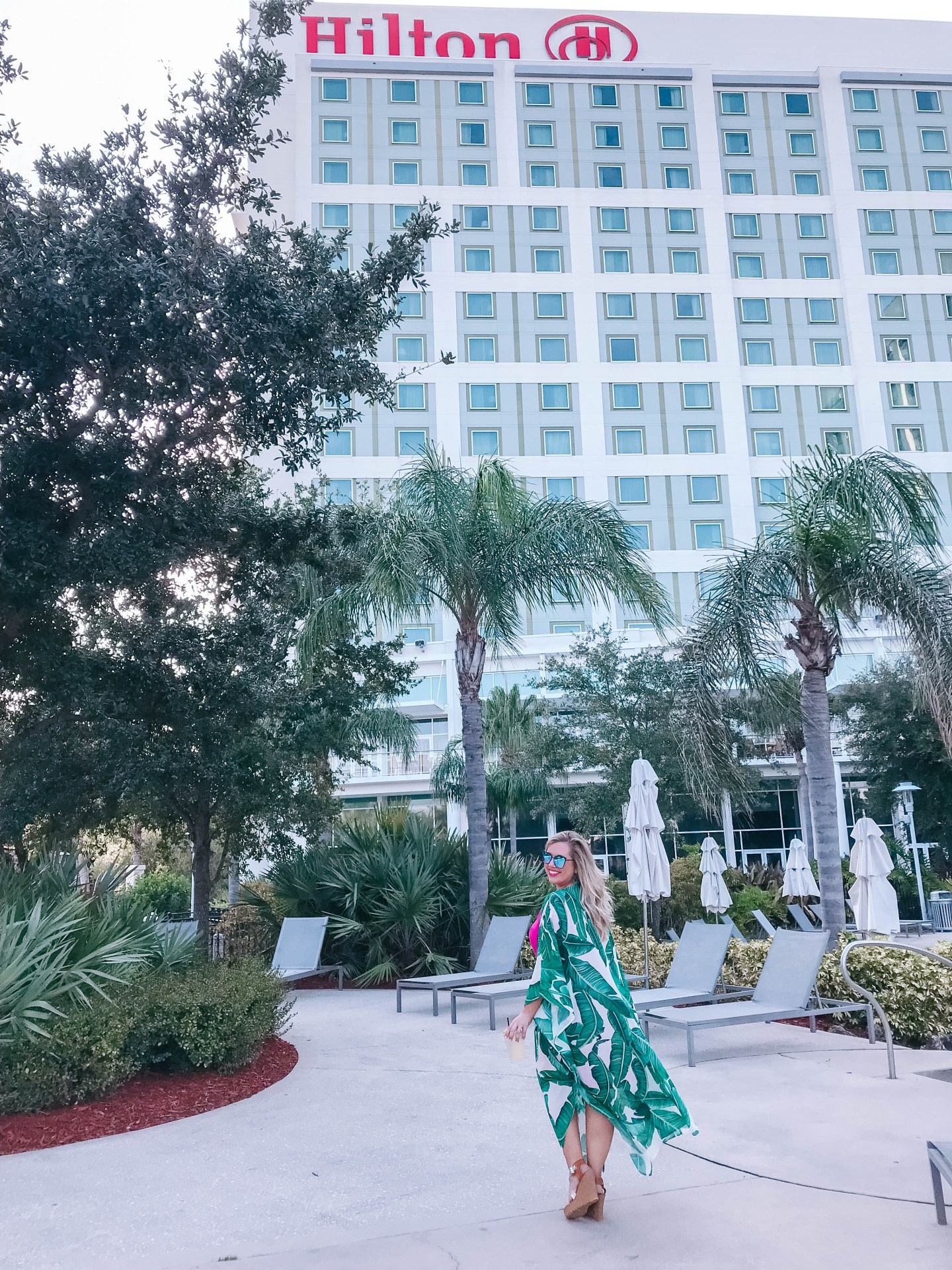 My Recent Stay in Paradise at The Hilton Orlando Resort (and what you can expect when you stay)