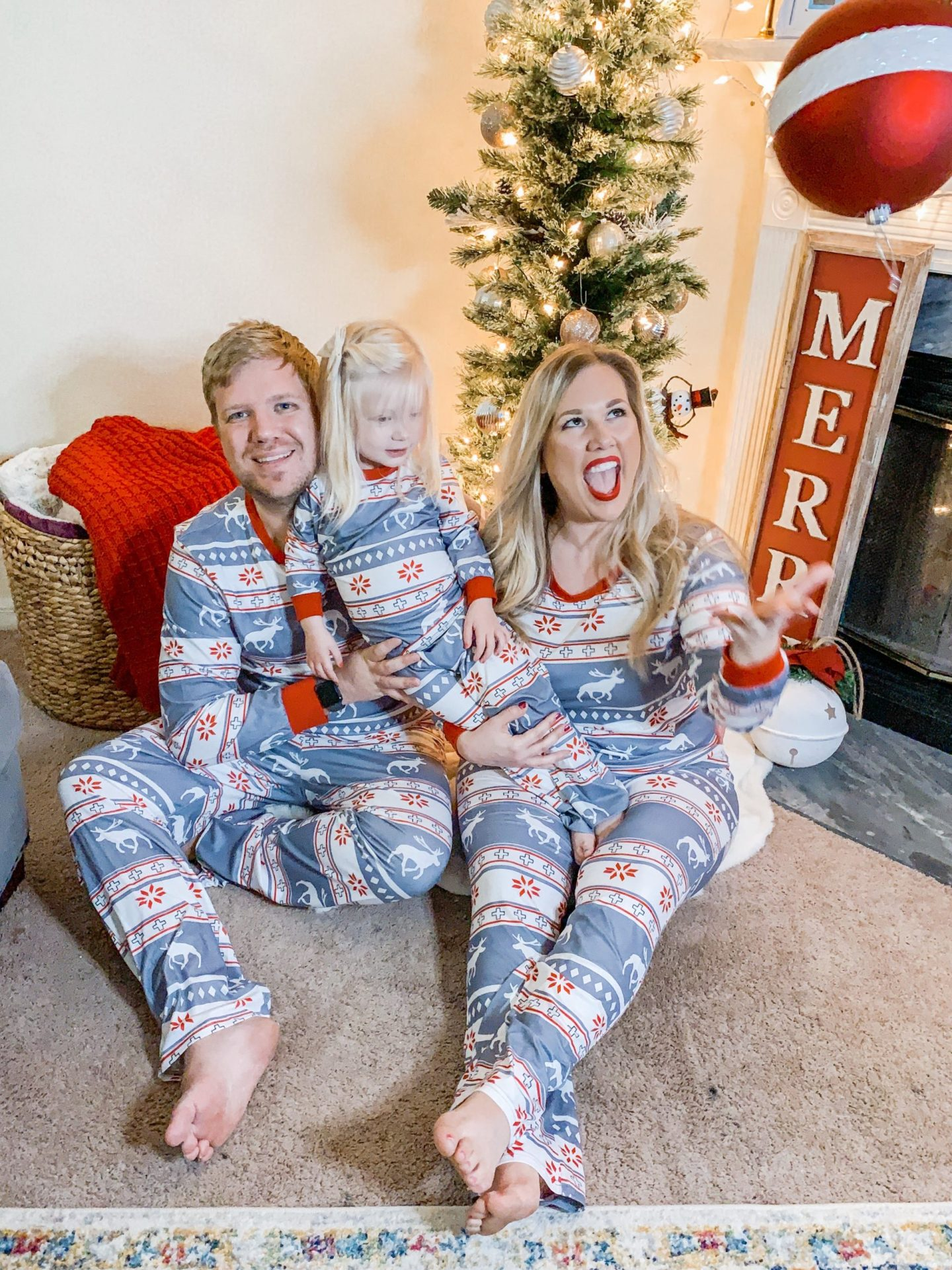 Affordable Family Christmas Pajamas
