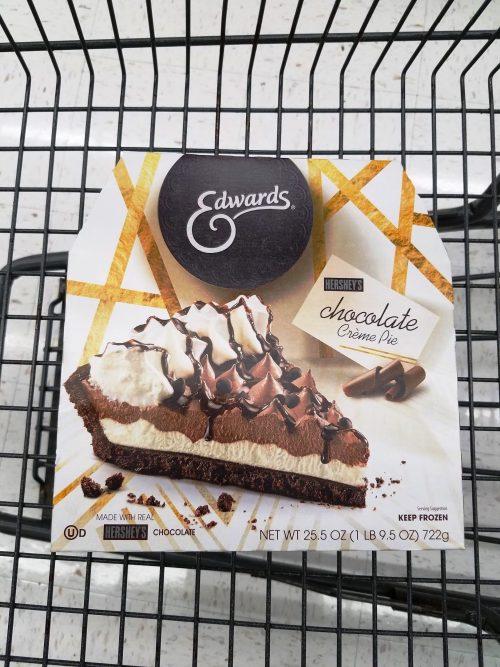 Edwards Hershey Chocolate Creme Pie