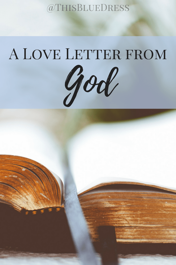 A Love Letter From God