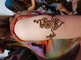 Henna 3 from the Festival of Colors