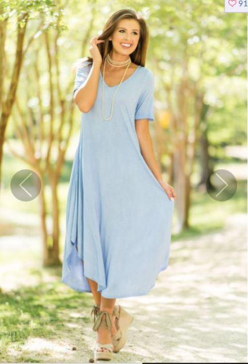Mint Julep Boutique Modest Dresses