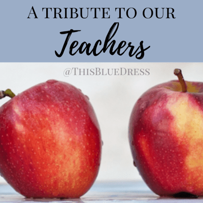 A Tribute to Our Teachers