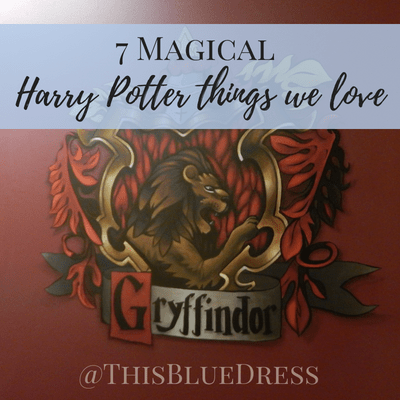 7 Magical Harry Potter Things We Love #harrypotter #favoritethings