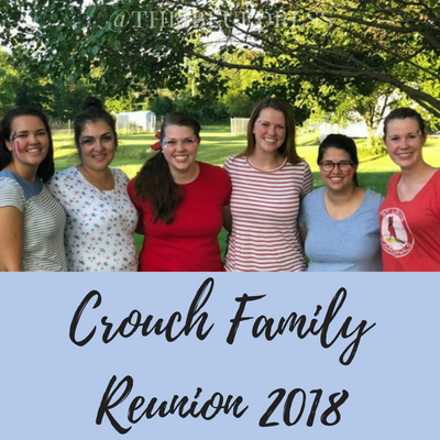 Crouch Family Reunion 2018