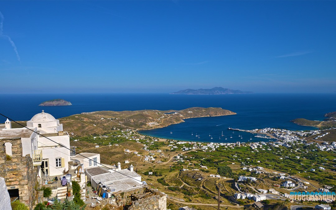The sublime simplicity of Serifos