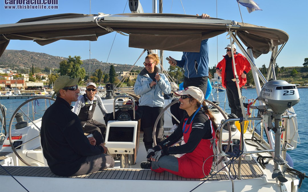 What sailing teaches you: The fine art of patience