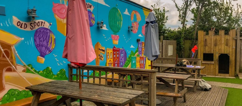 Family-friendly pubs with outdoor play areas in Bristol