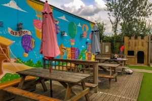 Gloucester Old Spot_pubs with outdoor play areas Bristol