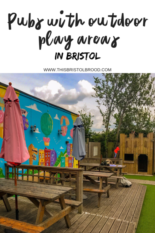 Pubs with outdoor play areas in Bristol