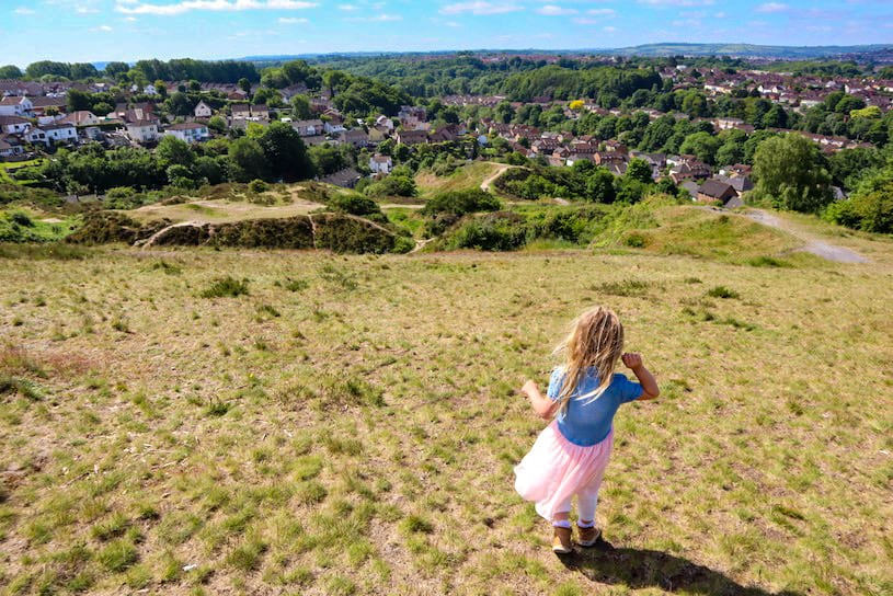 Bristol parks and open spaces - family walks to avoid the crowds