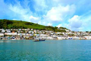 dartmouth ferry family holiday