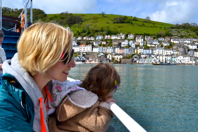 ferry crossing dartmouth kingswear, dart estuary : family-friendly things to do near Kingswear