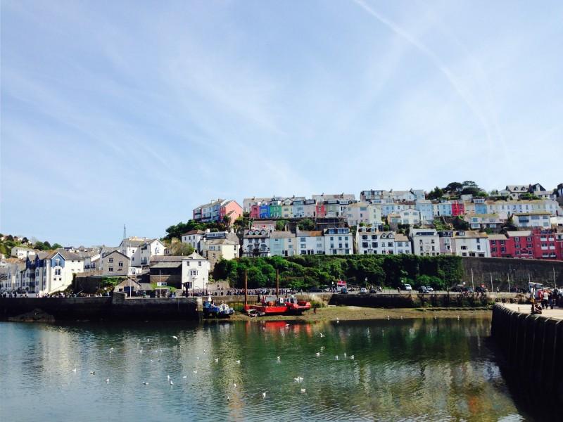 brixham pirate festival Devon UK: family-friendly things to do near Kingswear