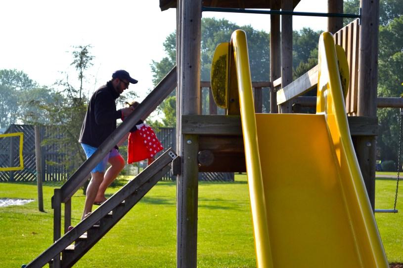 La Croix du Vieux Pont - 11 reasons to do eurocamp holidays with kids