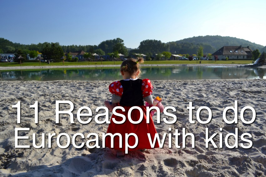 11 reasons Eurocamp is a toddler-friendly holiday