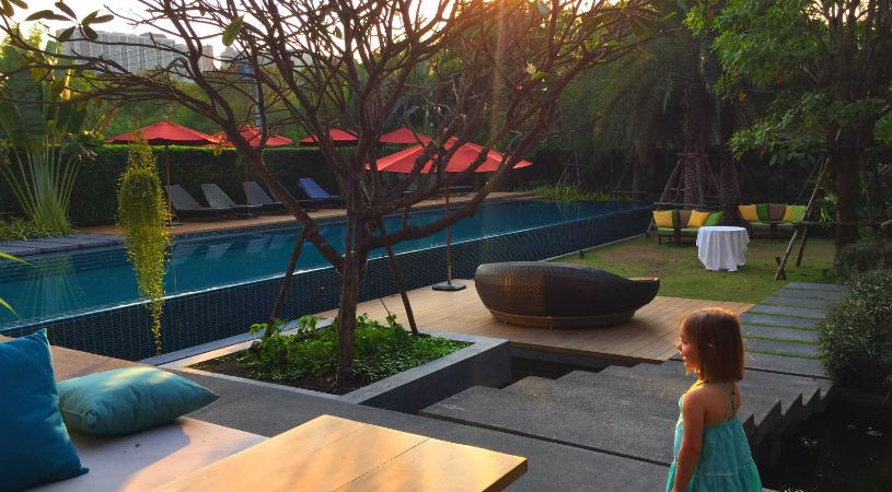 Bangkok with kids: family-friendly places to stay