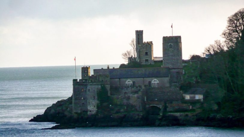 Dartmouth castle Devon UK family travel blog: family-friendly things do near Kingswear