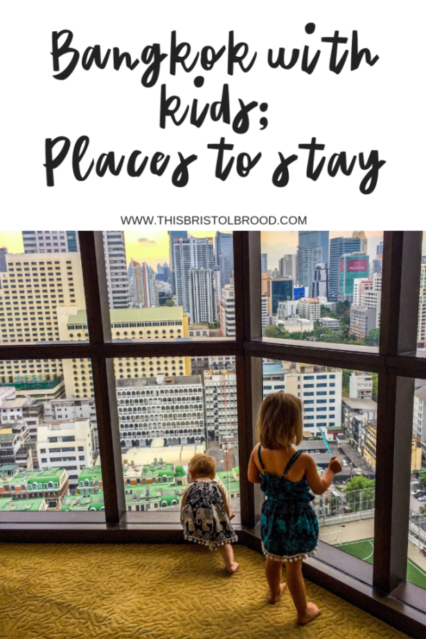 Bangkok with kids - places to stay