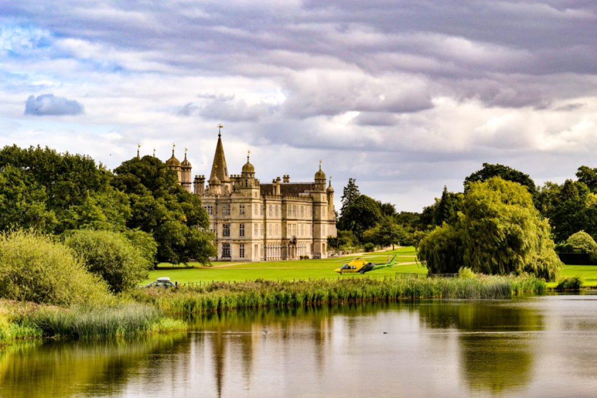 Burghley House stamford lincolnshire