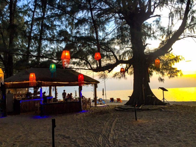 Eco Lanta, Koh Lanta accommodation on the beach, family-friendly places to stay thailand
