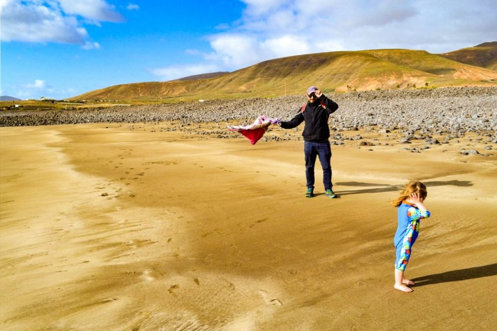 Playa Garita, what to do in lanzarote when it rains