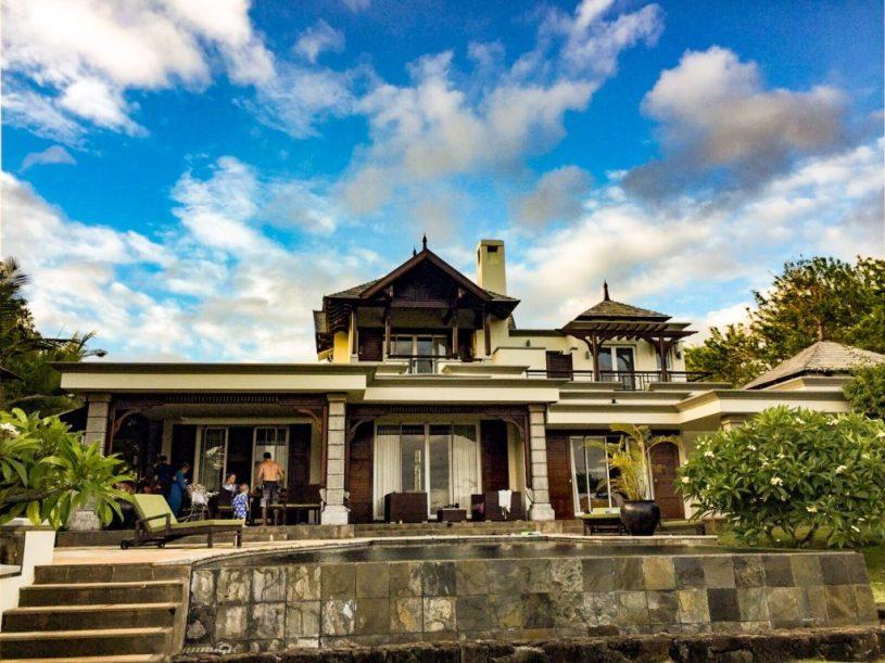 Heritage le telfair mauritius