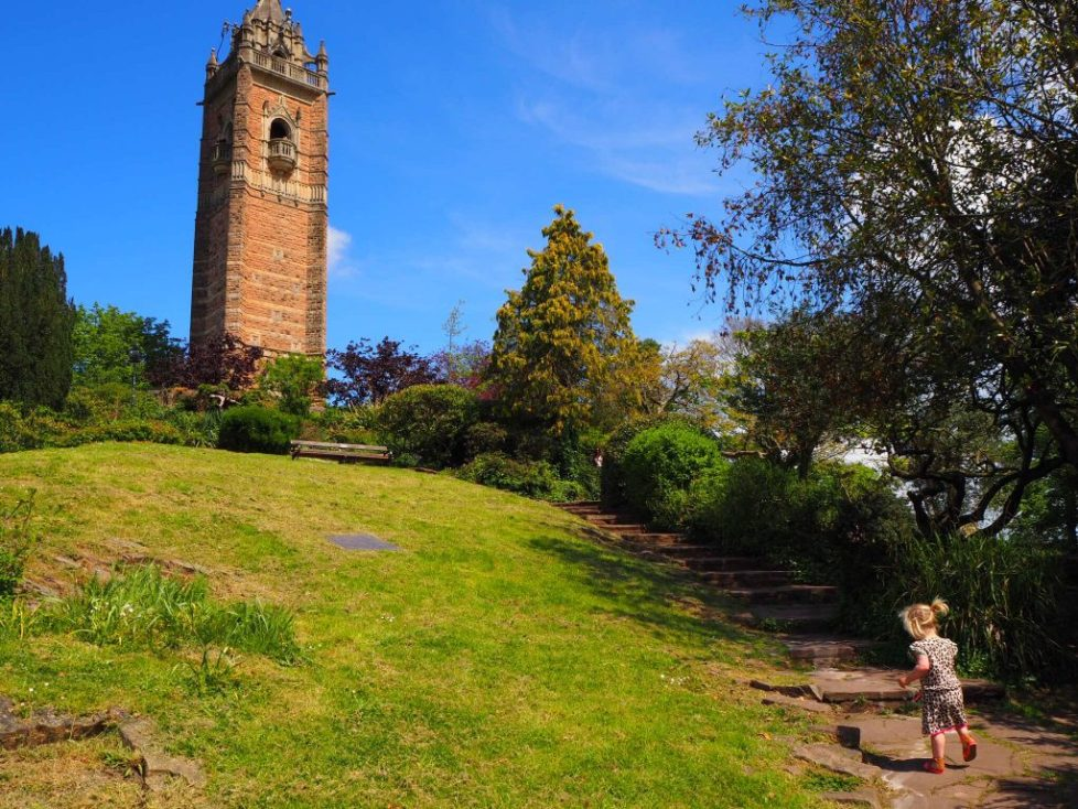 Cabot Tower - Free activities in Bristol