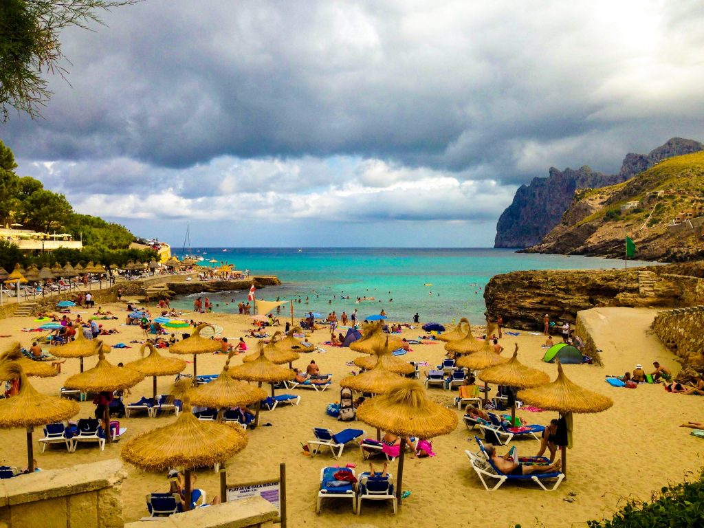 Holidays in Mallorca with a baby: holiday tips