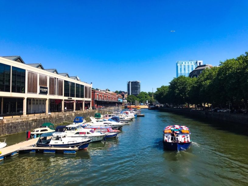 Britain heatwave: how to stay cool in bristol