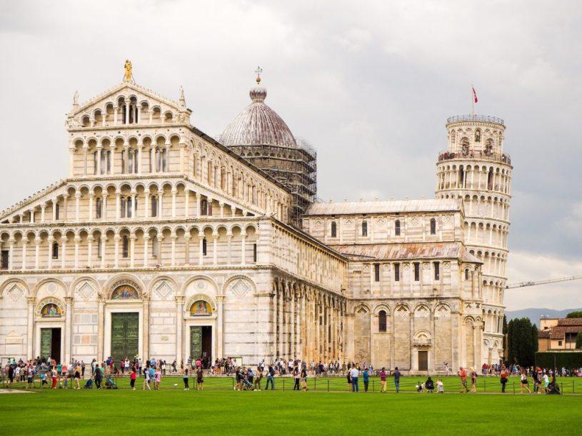 Pisa - things to do in Tuscany near Park Albatros