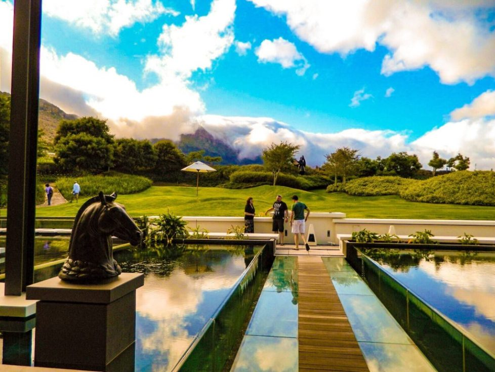 Bistro 1682, Steenberg Vineyard - How to win at wine tasting in South Africa