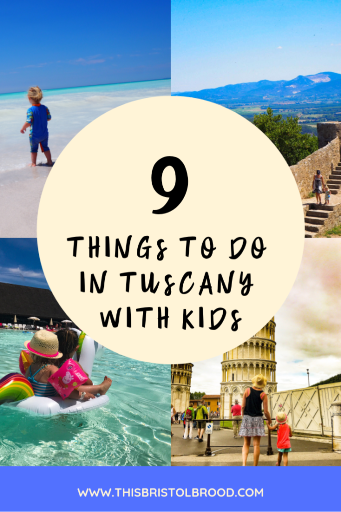 9 Things to do in Tuscany with kids