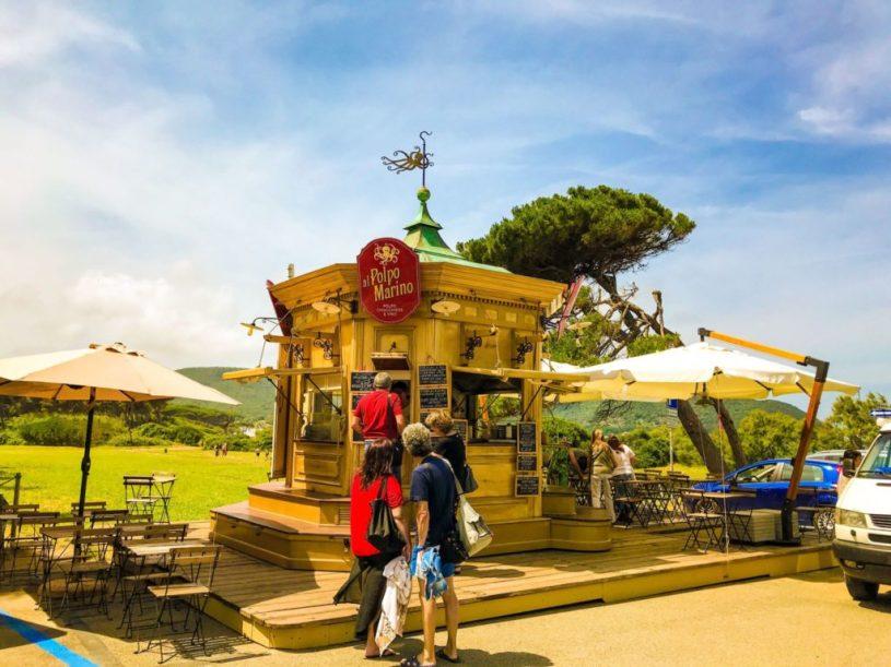 al polpo marino_baratti beach_tuscany italy