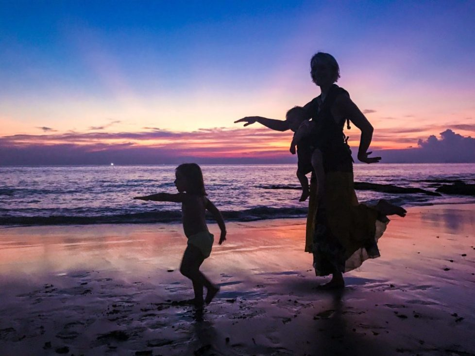 Tips for travelling in Thailand with a baby and a toddler