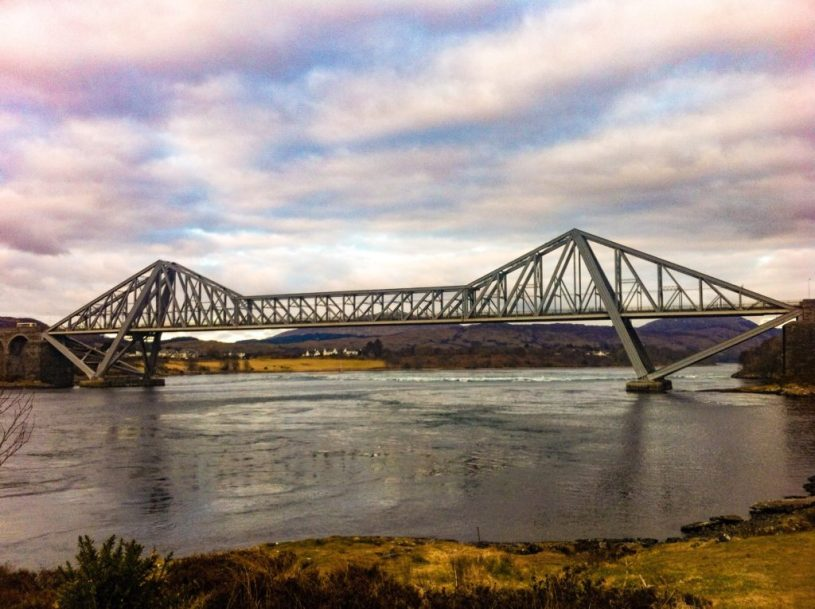 Connell Bridge: Things to do on Mull