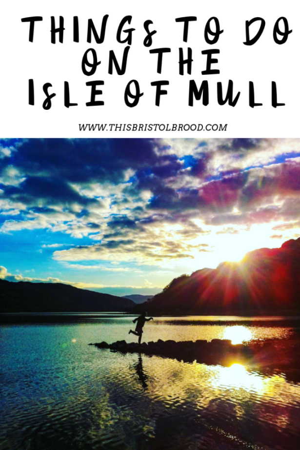 Things to do on mull