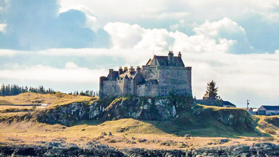 Duart Castle: Things to do on Mull