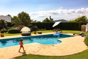 Family-friendly villa to rent in ibiza