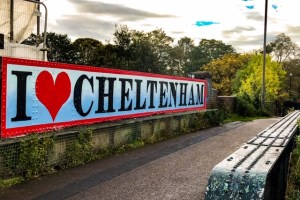 Cheltenham with kids bike tour love cheltenham
