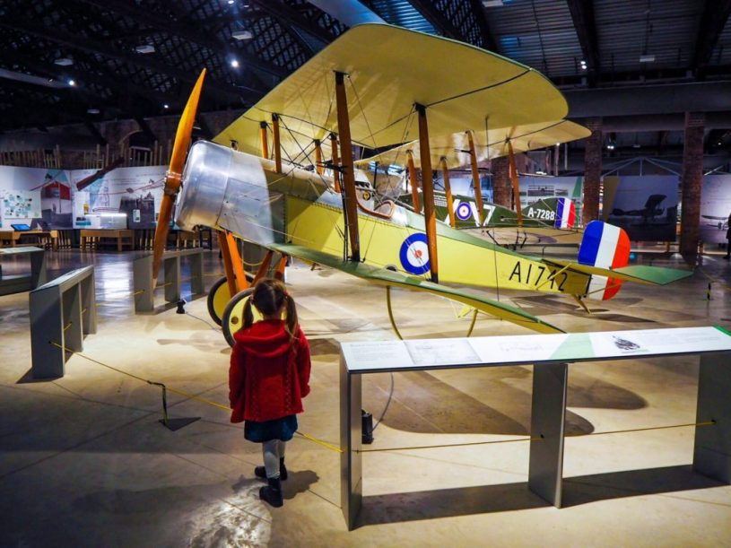 Aerospace Bristol - Christmas activities for kids in bristol