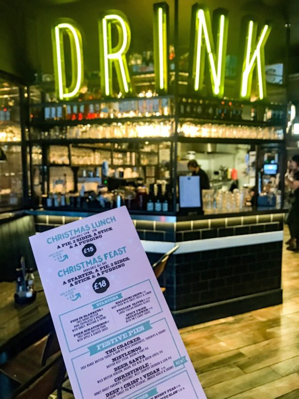 Pieminister - Christmas activities for kids in bristol