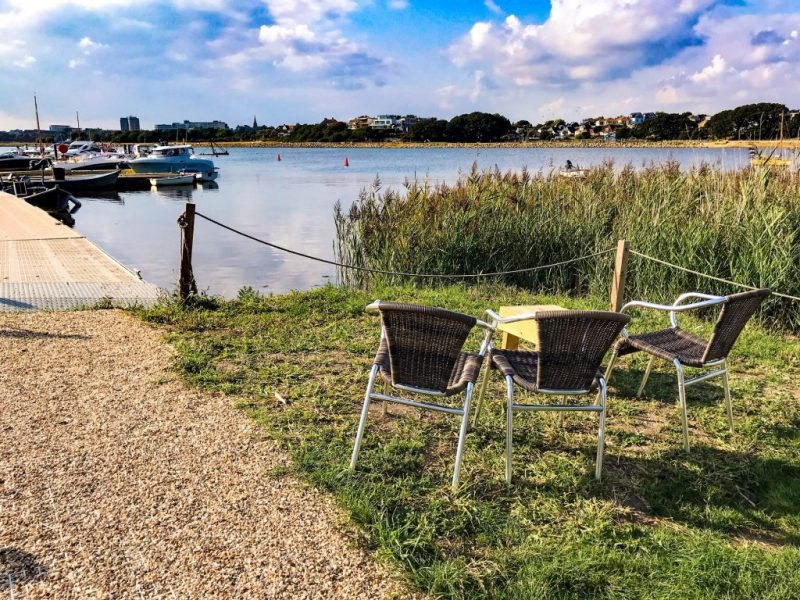 places to eat in Poole _deep south cafe_angharad paull