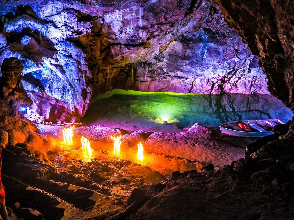 Day trips from Bristol - Wookey Hole Caves